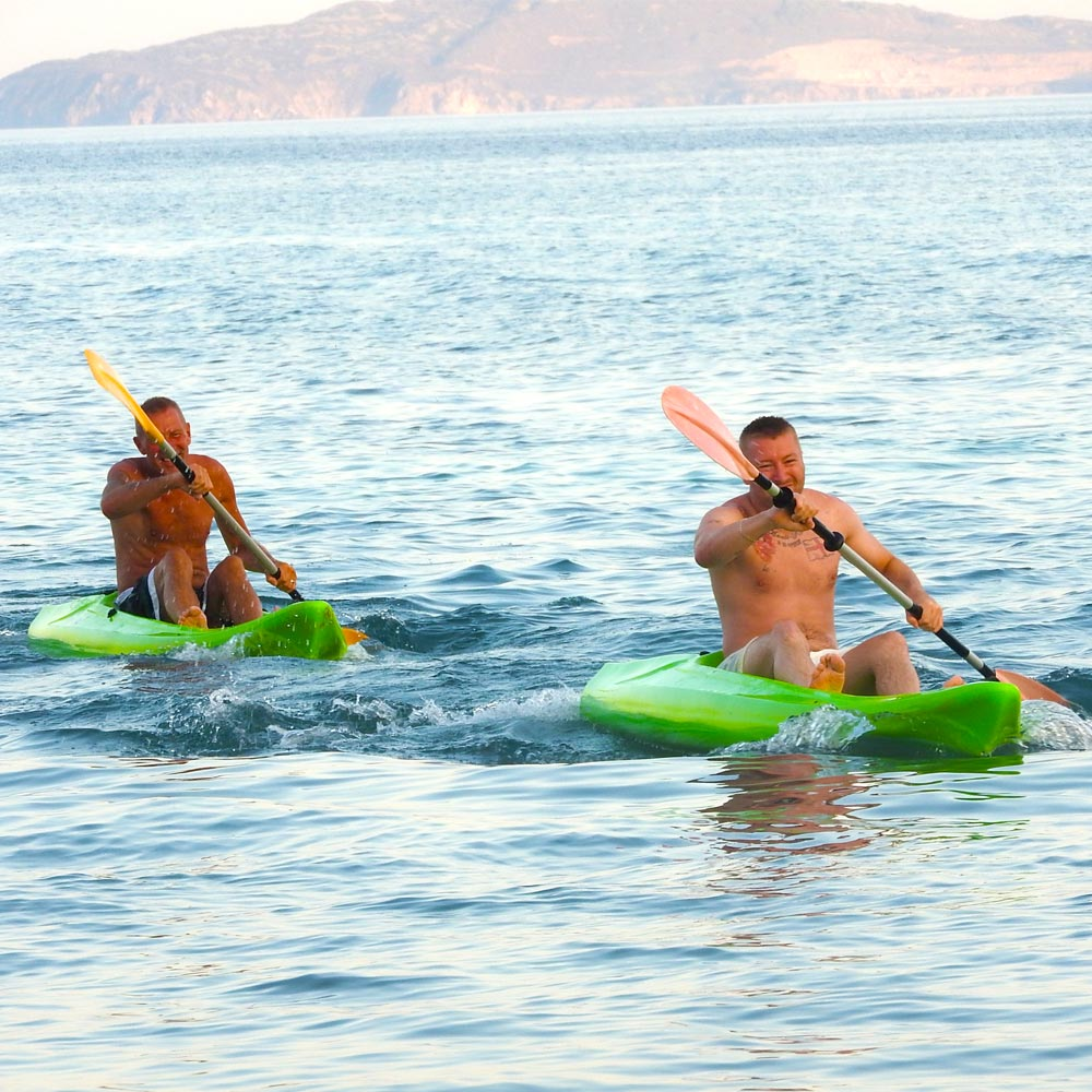 Kayak Watersport Kos Waterclub