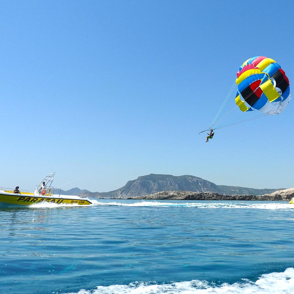 Kollam A Calm Tranquil Heavenly Experience: Kos Waterclub Watersports In Kefalos